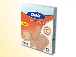 Shiffa - Anti Bacterial Strips