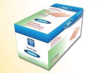 Shiffa - First Aid Strips