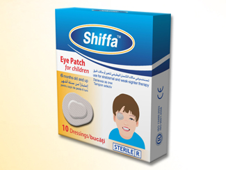 Shiffa Eye Patch