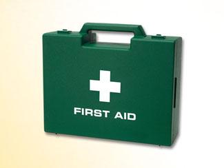 Shiffa First Aid Box