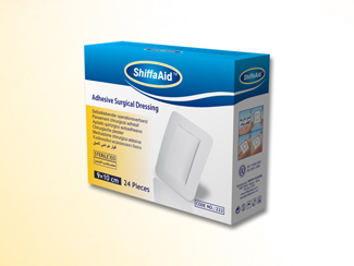 Adhesive Surgical Dressings